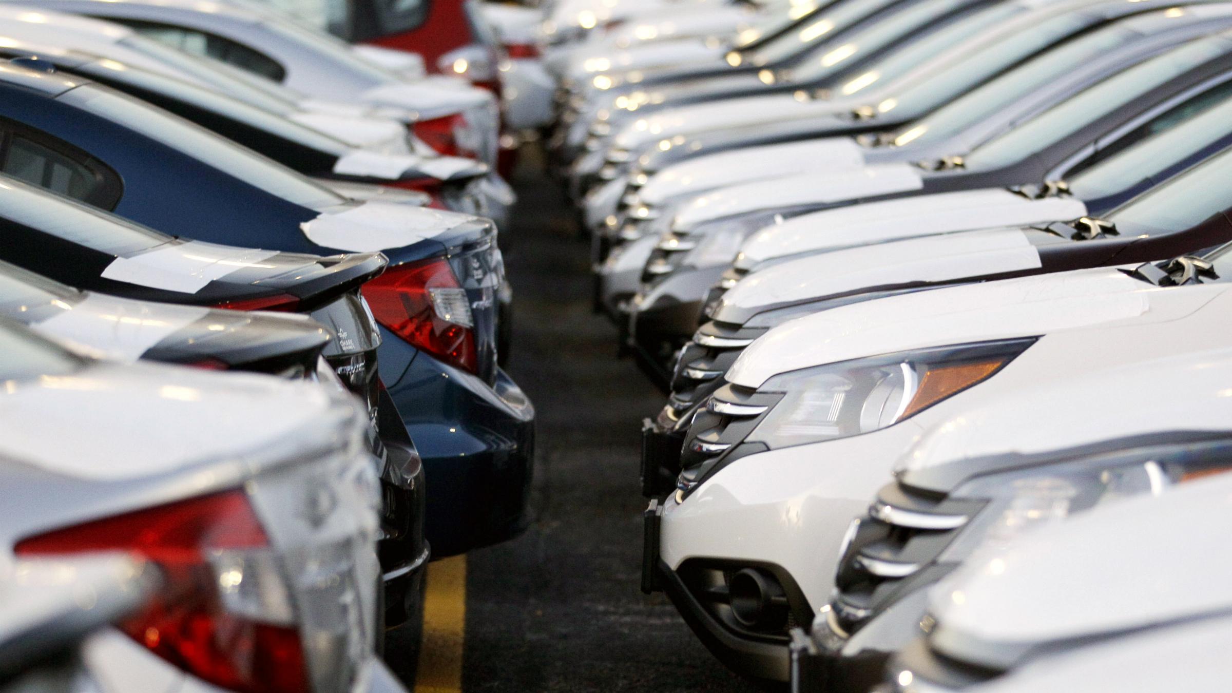 US car dealers