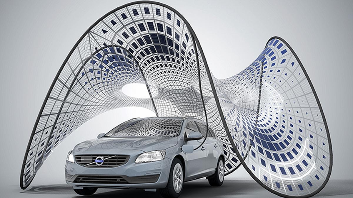 Super-charging Volvo's aesthetic