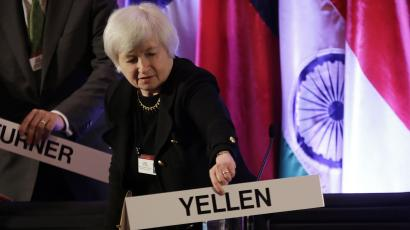 janet yellen / federal reserve