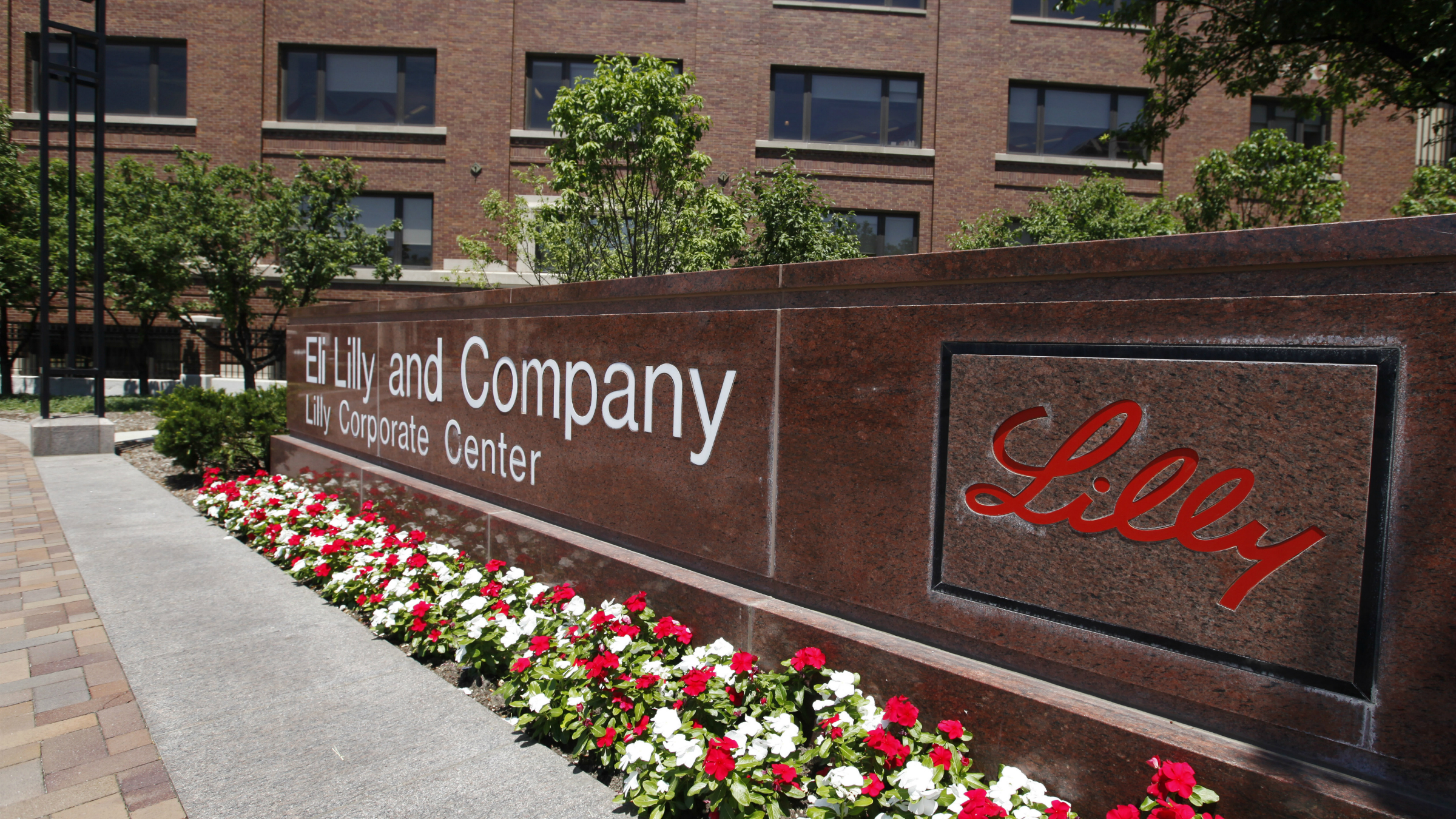 Eli Lilly gets in line.