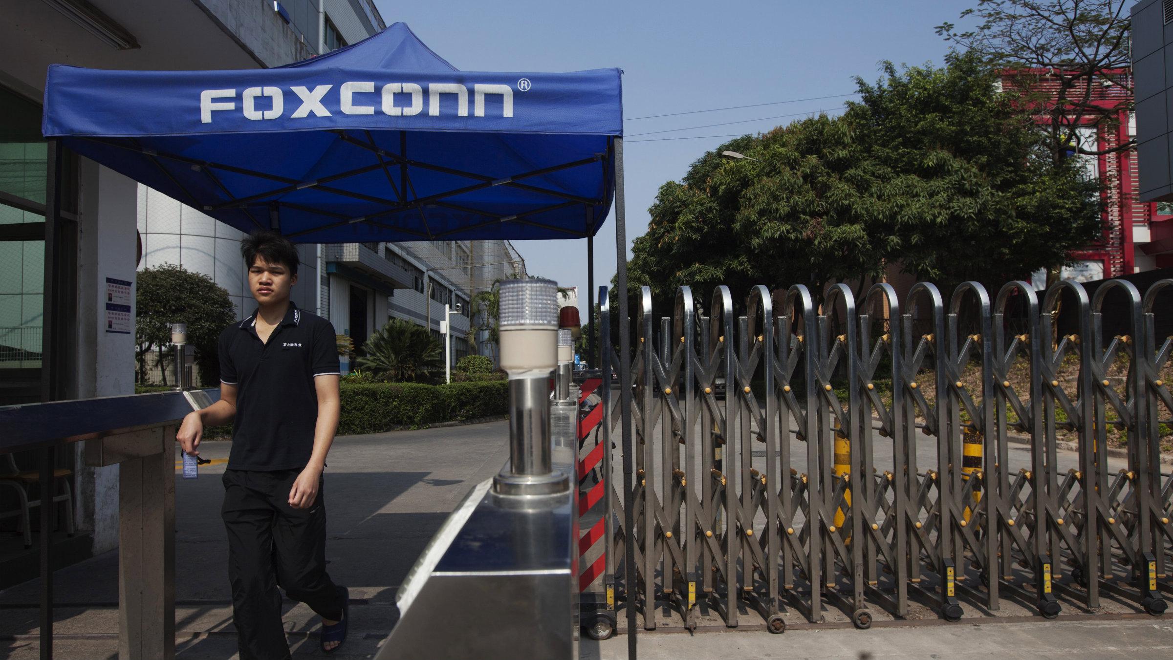 Foxconn Hon Hai smartphones