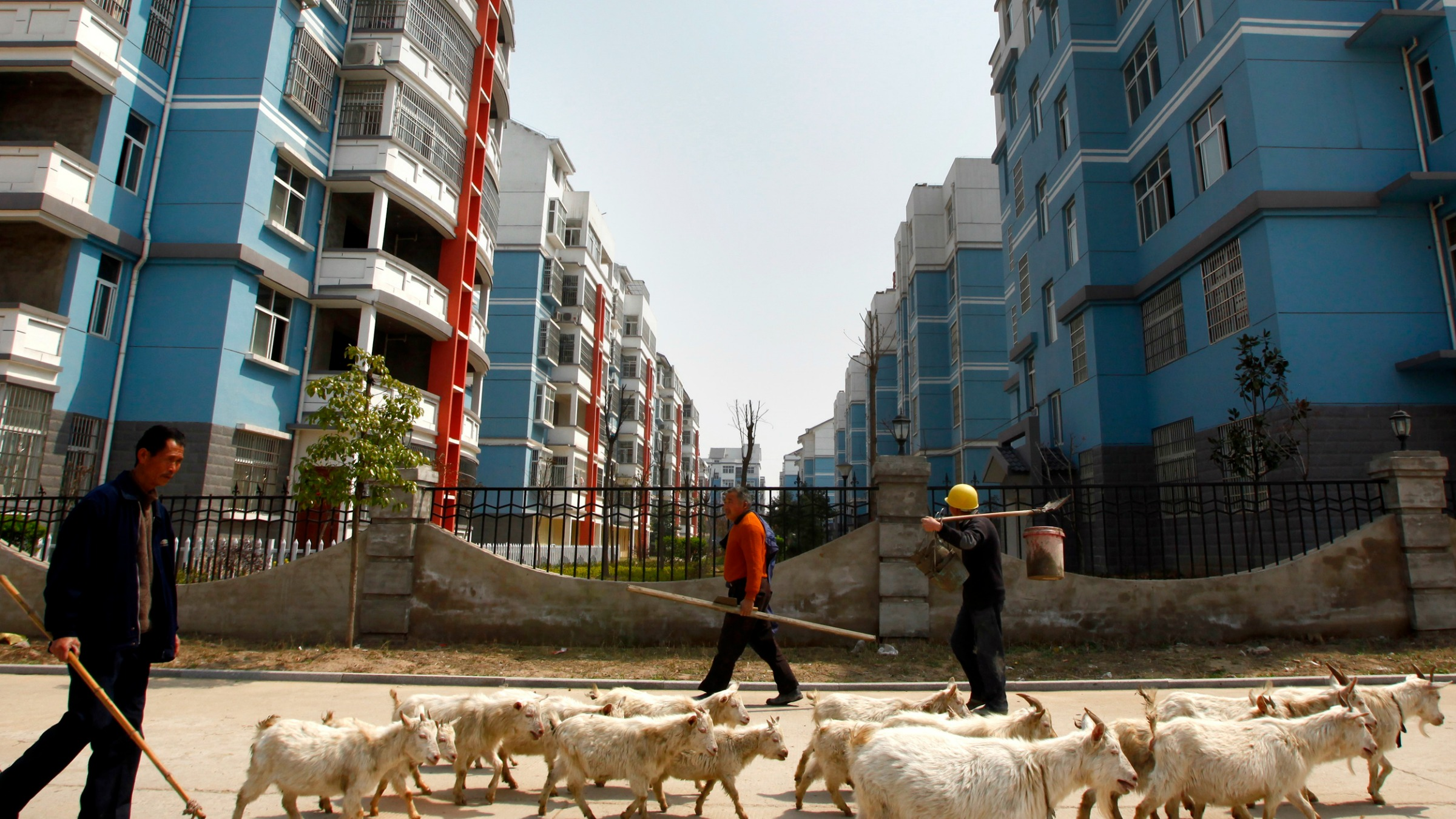 Inland provinces like Hunan still have a ways to go—and grow.