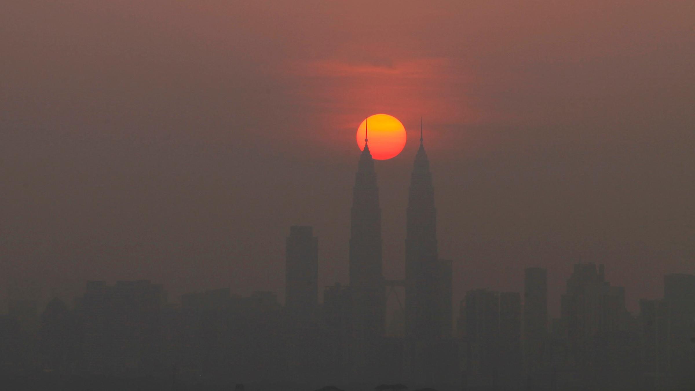 Dark days lie ahead for Malaysia.