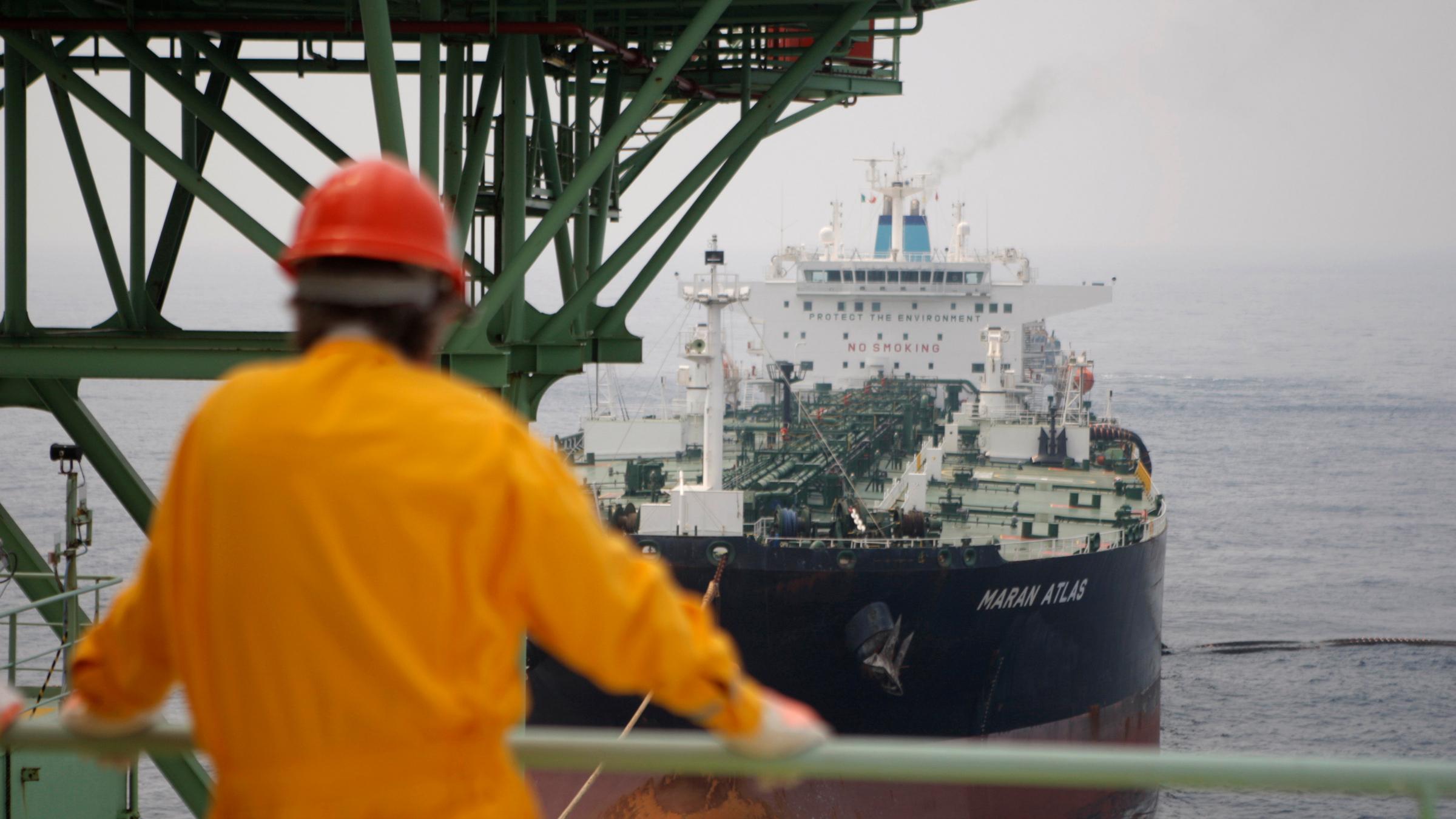 Pemex Oil Tanker