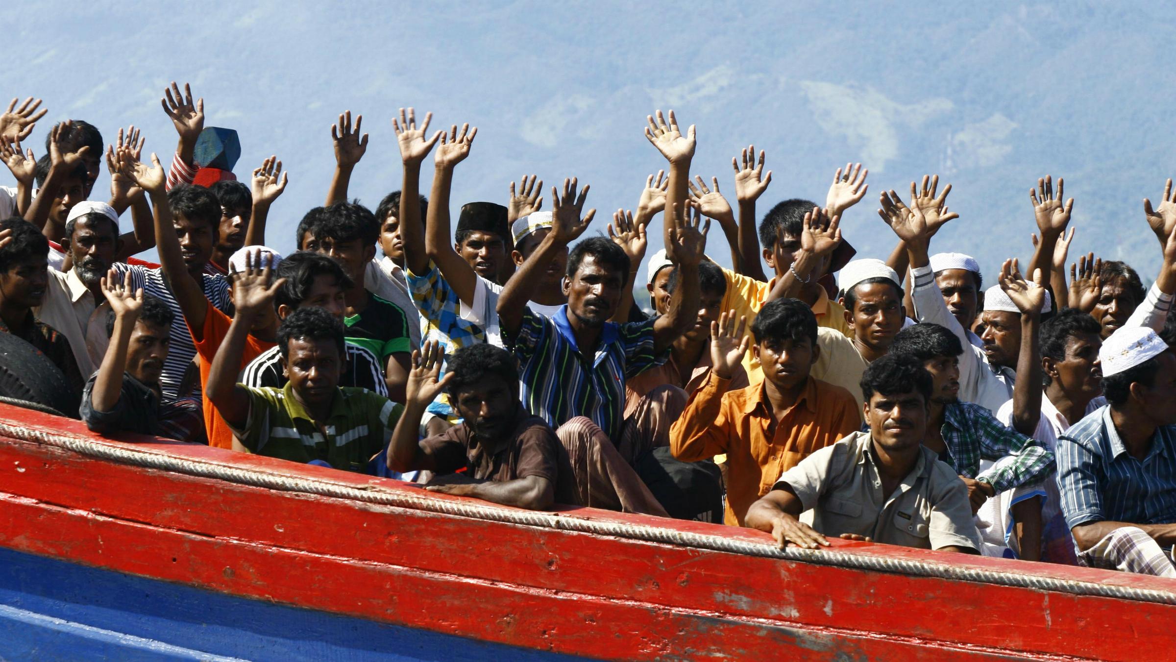 RohingyaRefugees