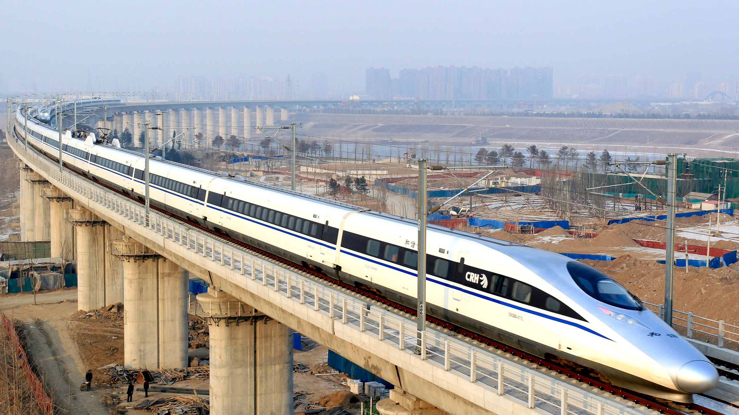 High-speed rail is at the foundation of China's growth strategy — Quartz