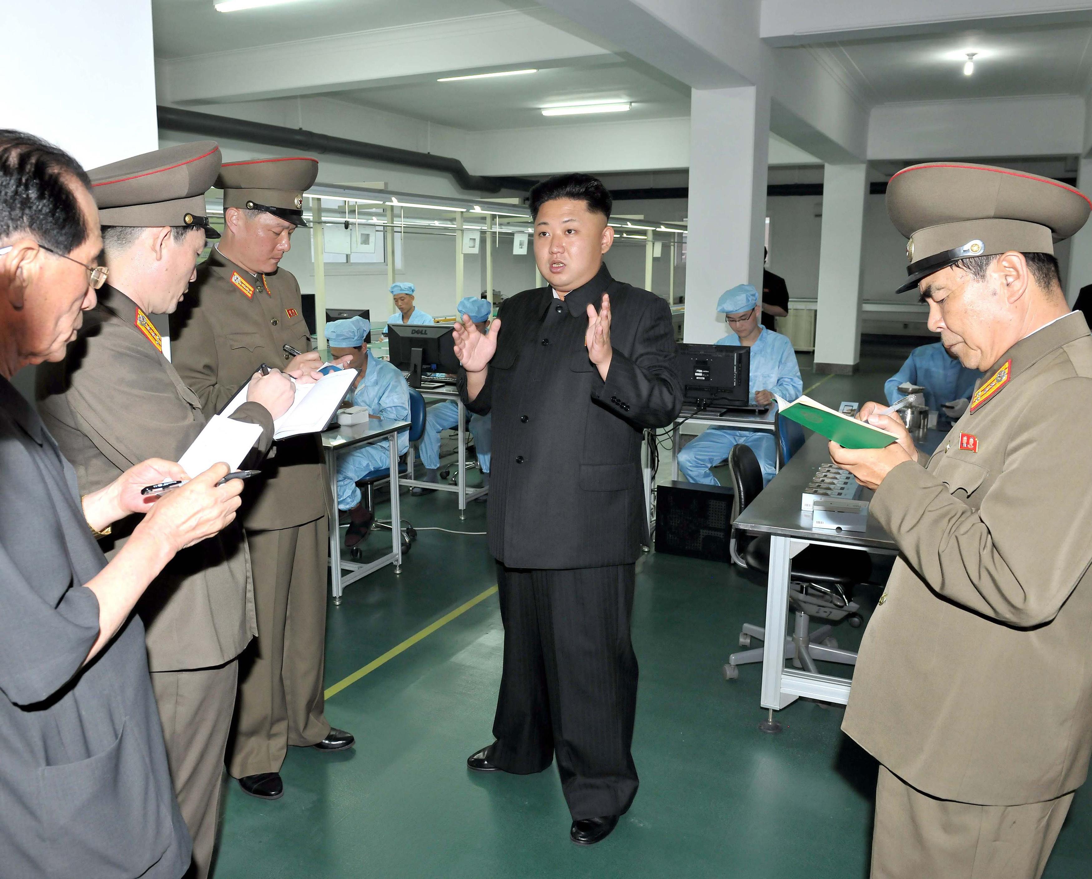 North Korea Sony cyber attack