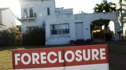 home foreclosure housing eminent domain