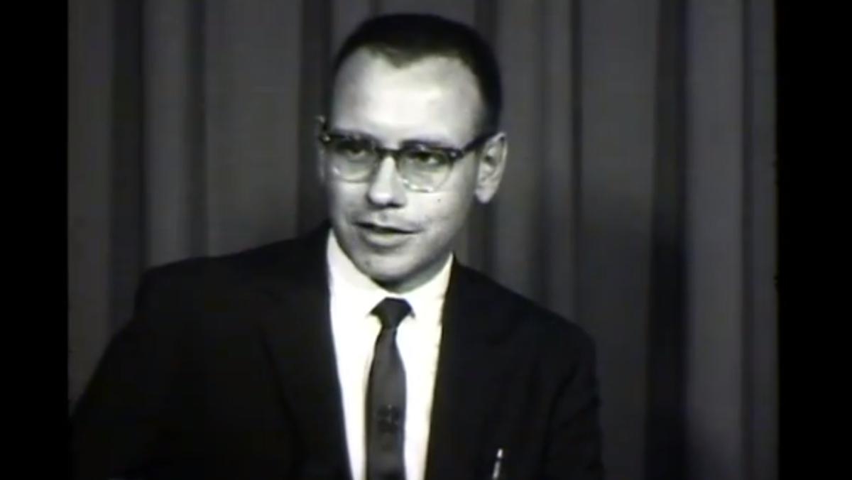 Warren Buffett in 1962