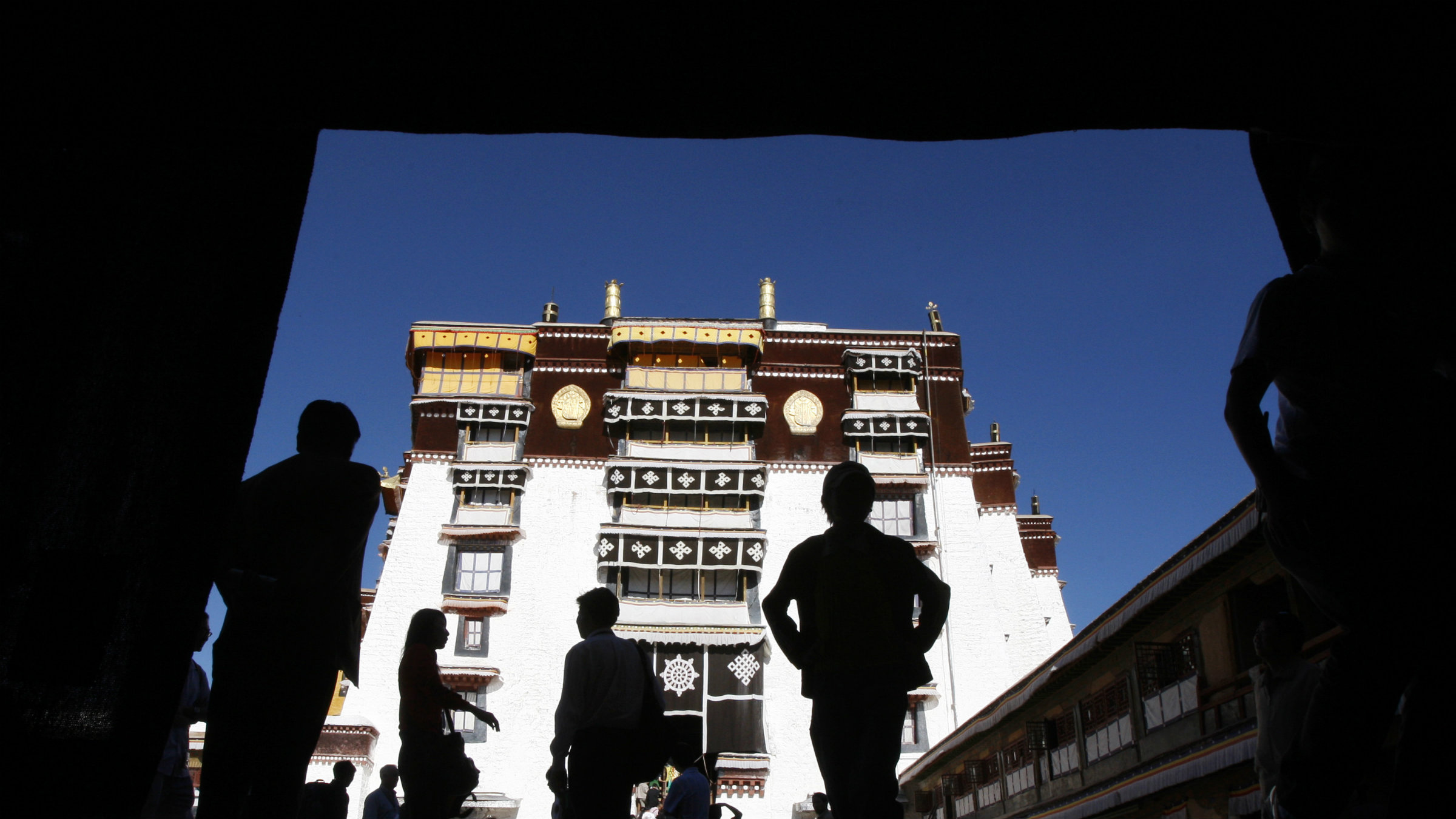 tibet -- First come the tourists, then the private equity bankers.