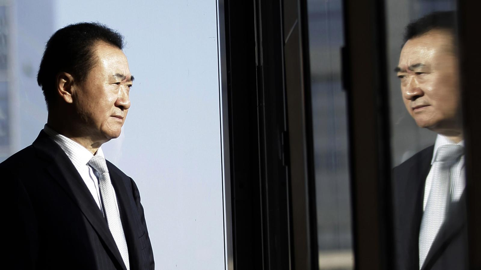 China has a new richest man, thanks to $1 3 billion from