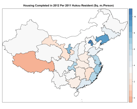 If China has a real-estate glut, why is Beijing more