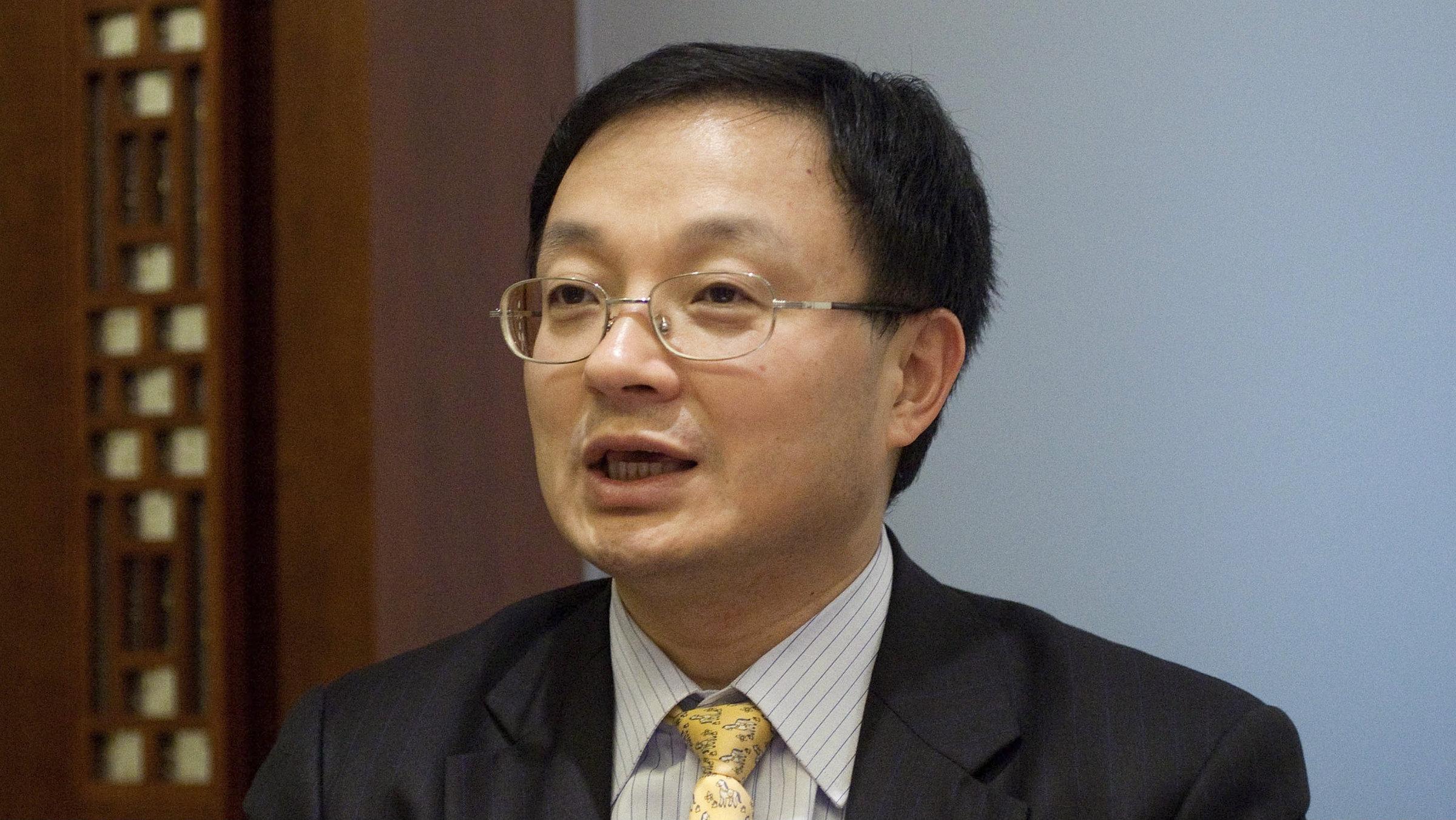 Fang Fang in 2010.