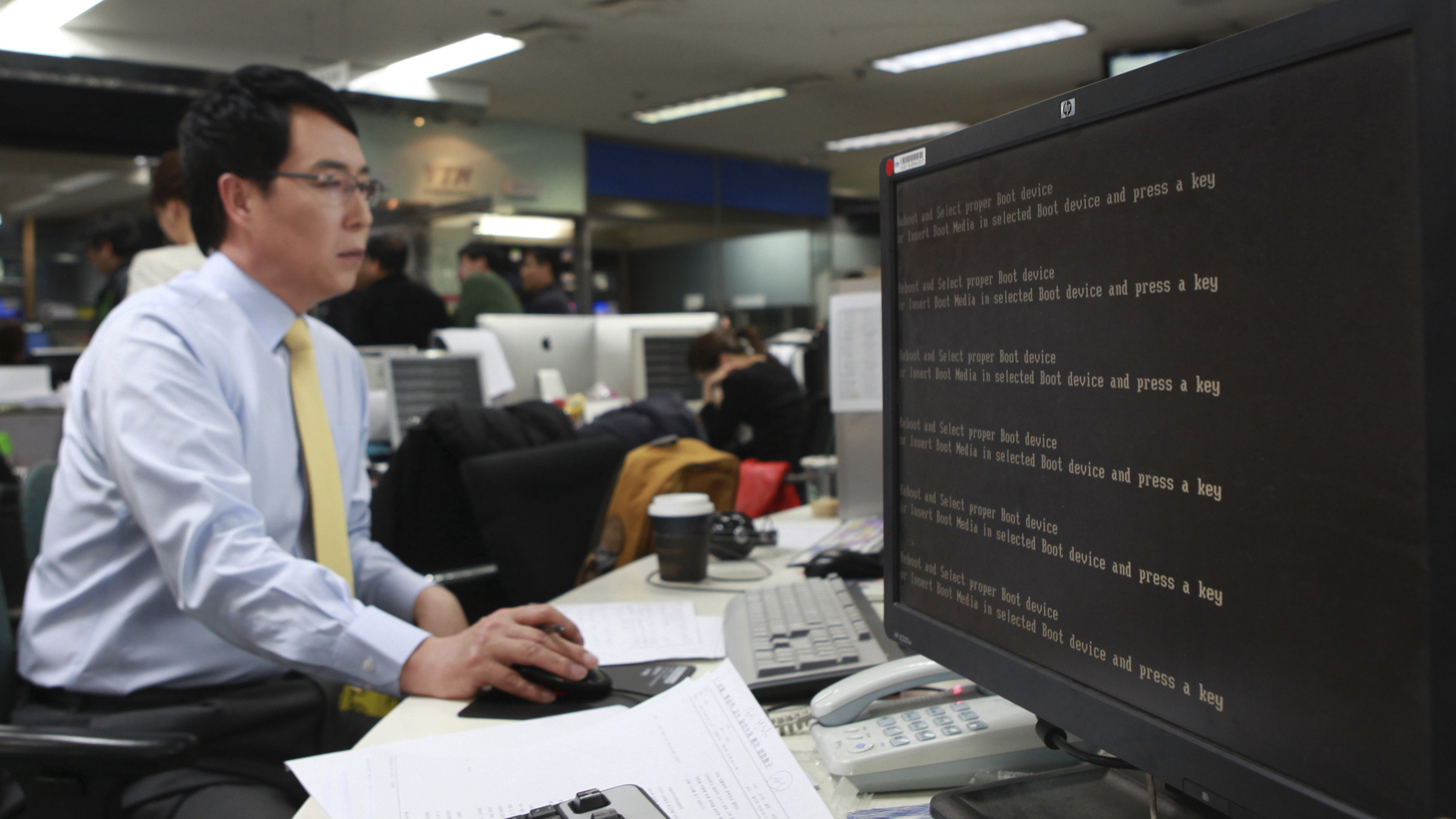 korea hacking photo
