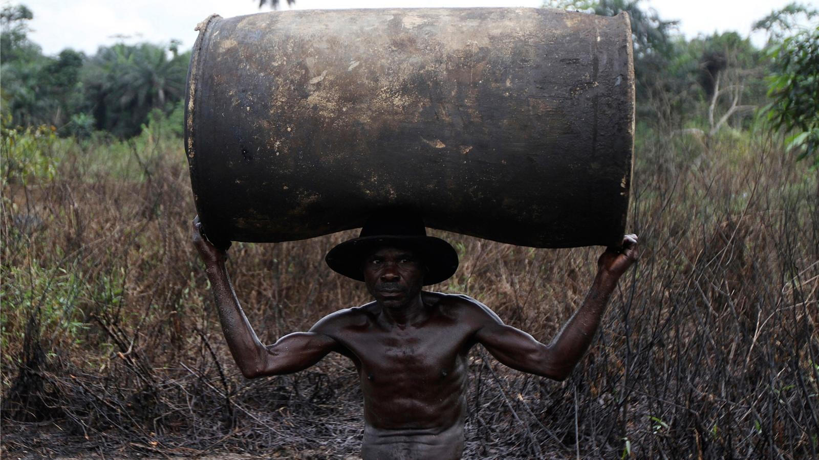 Image result for oil theft