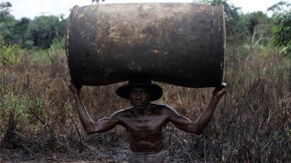 Nigeria oil theft