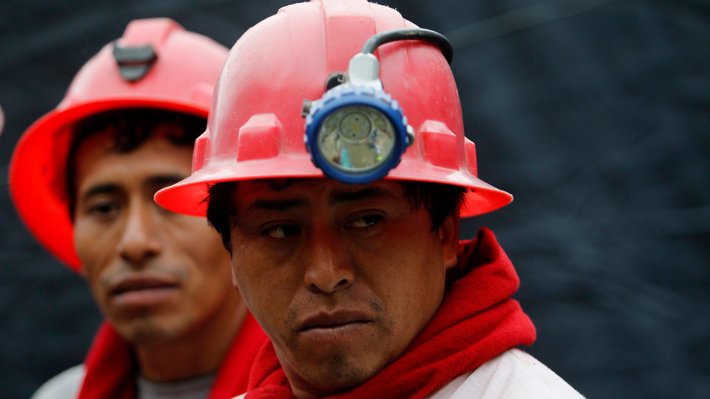 Peru gold mining