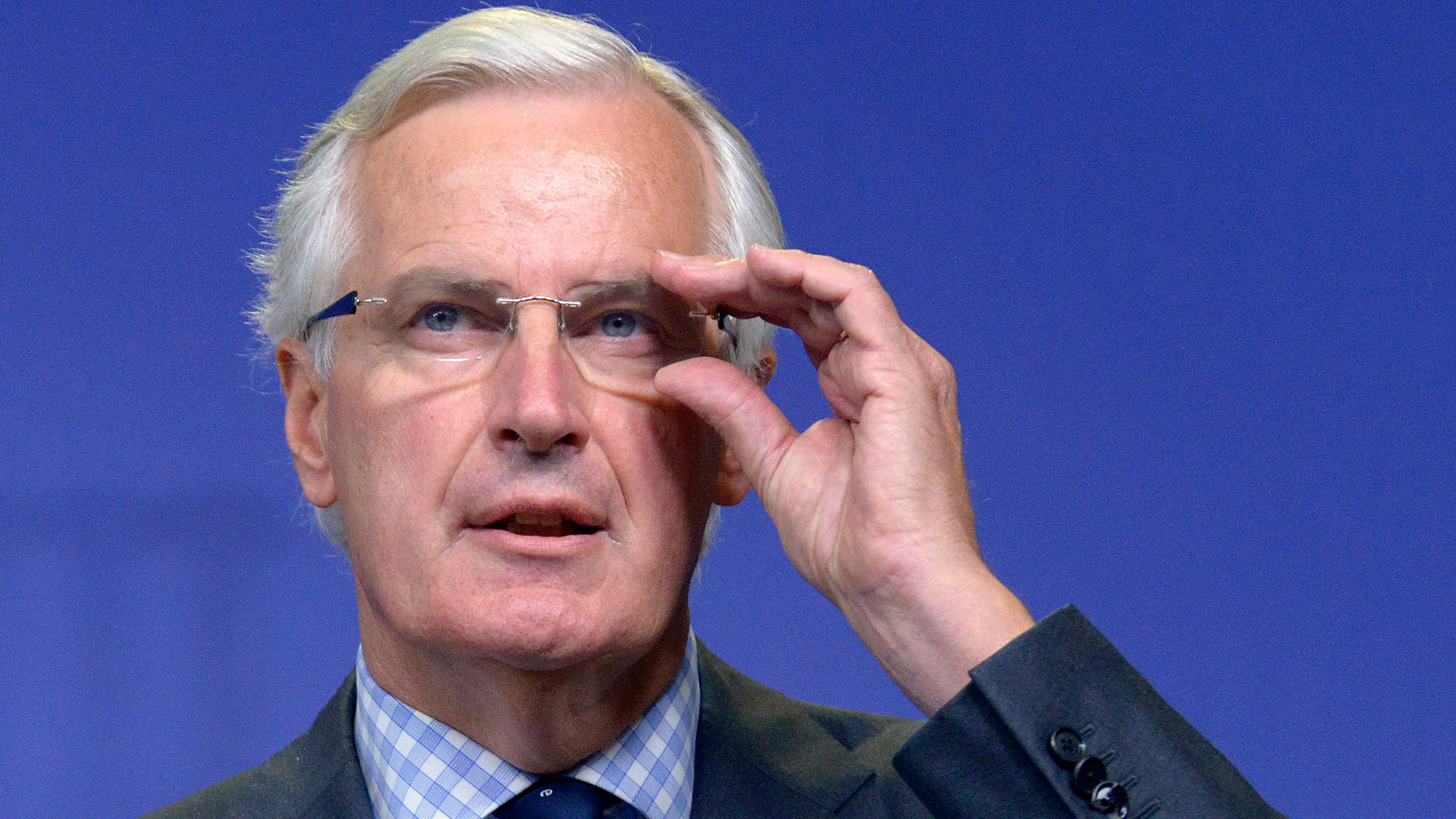 Michel Barnier shadow banking
