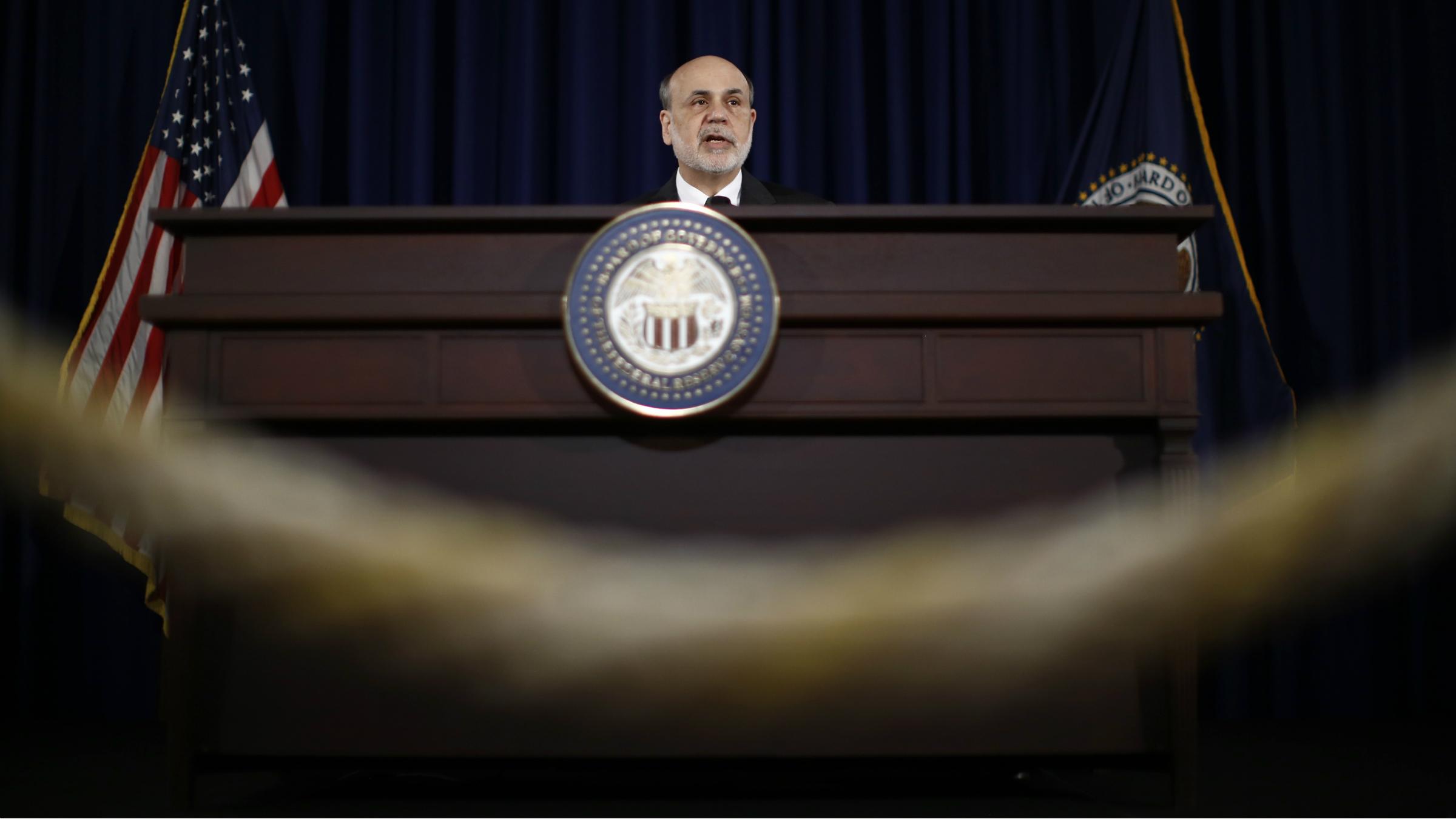 ben bernanke federal reserve market access