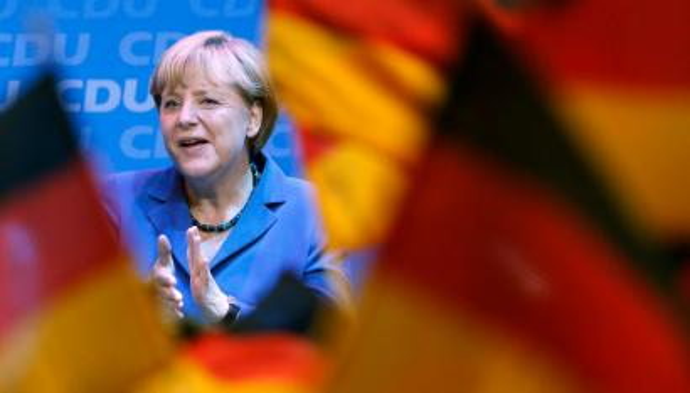 angela merkel germany election win