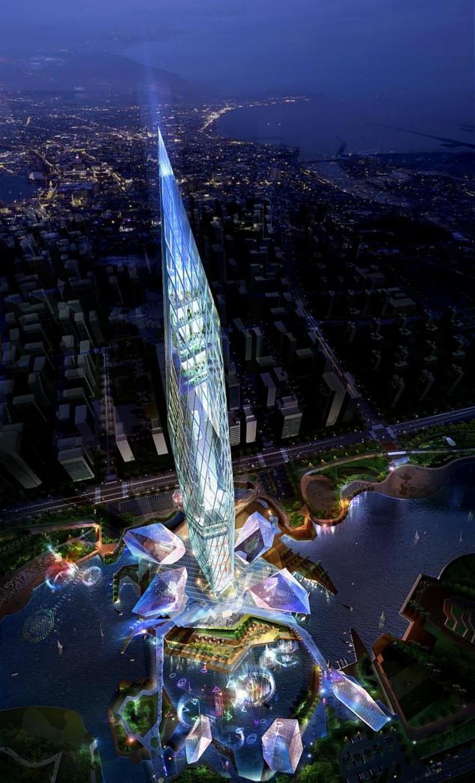 Tower South Korea