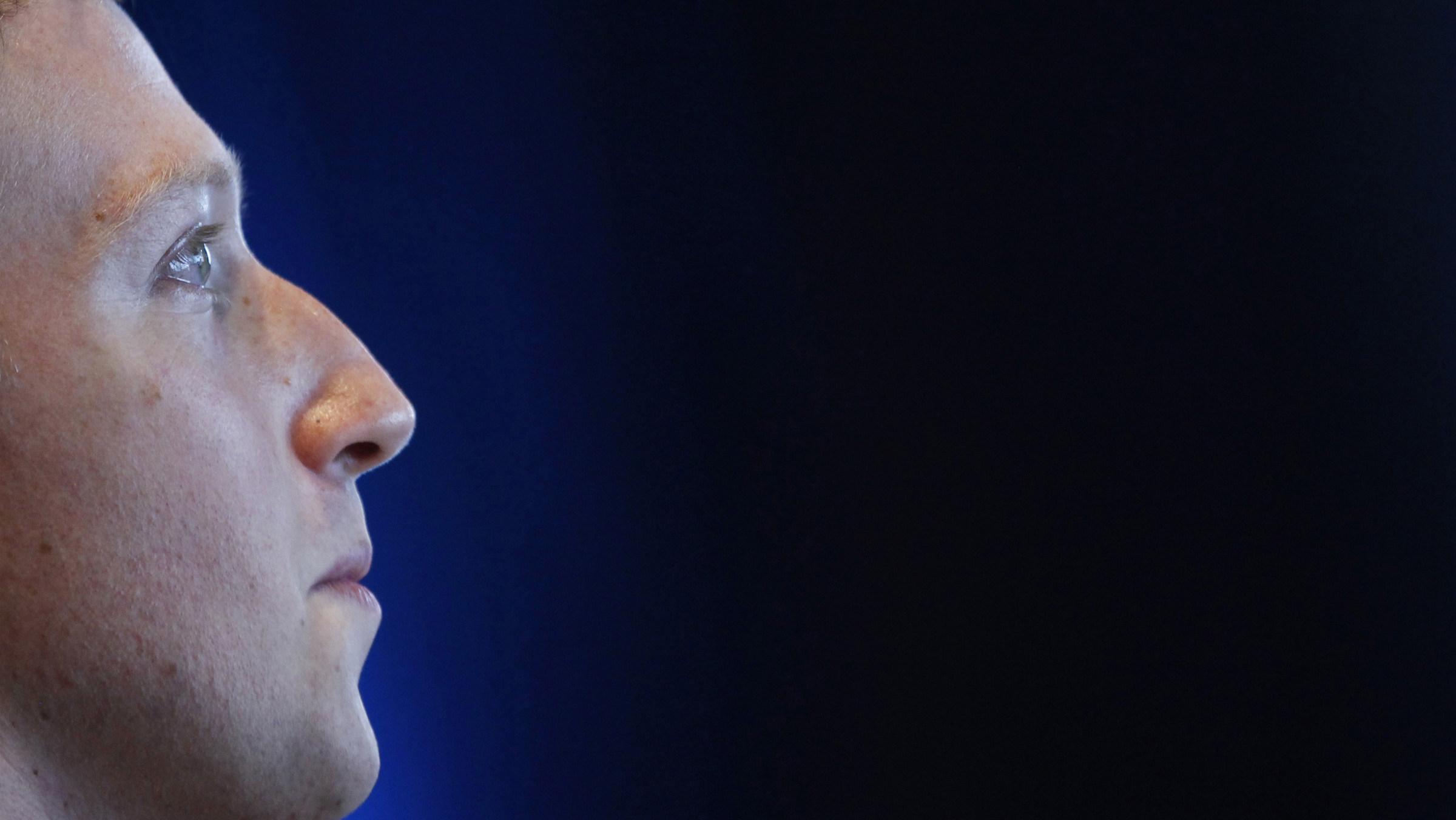Mark Zuckerberg profile