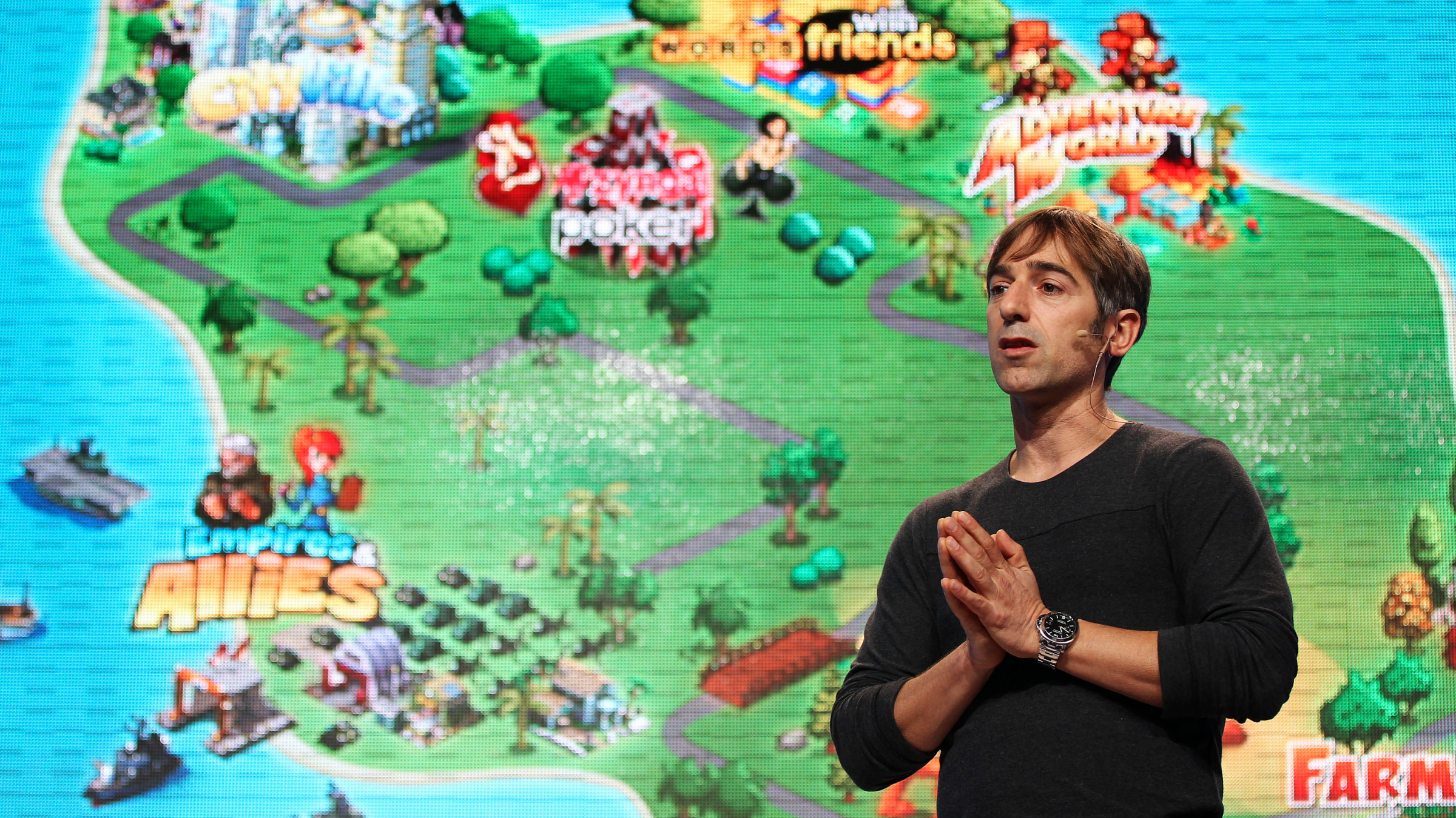 Forget Zynga; King is a different kind of game company.