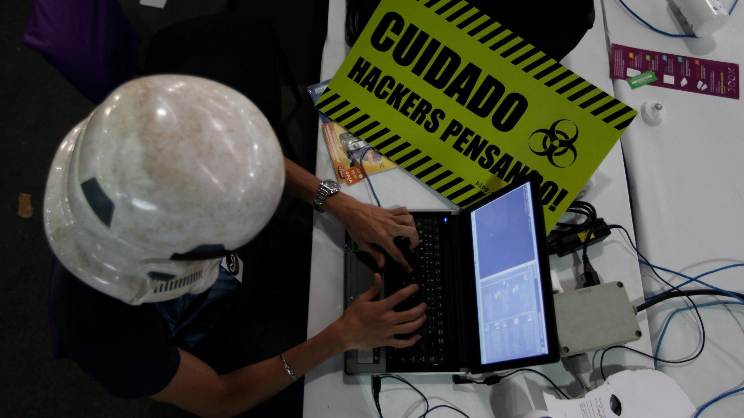 Brazil hackers