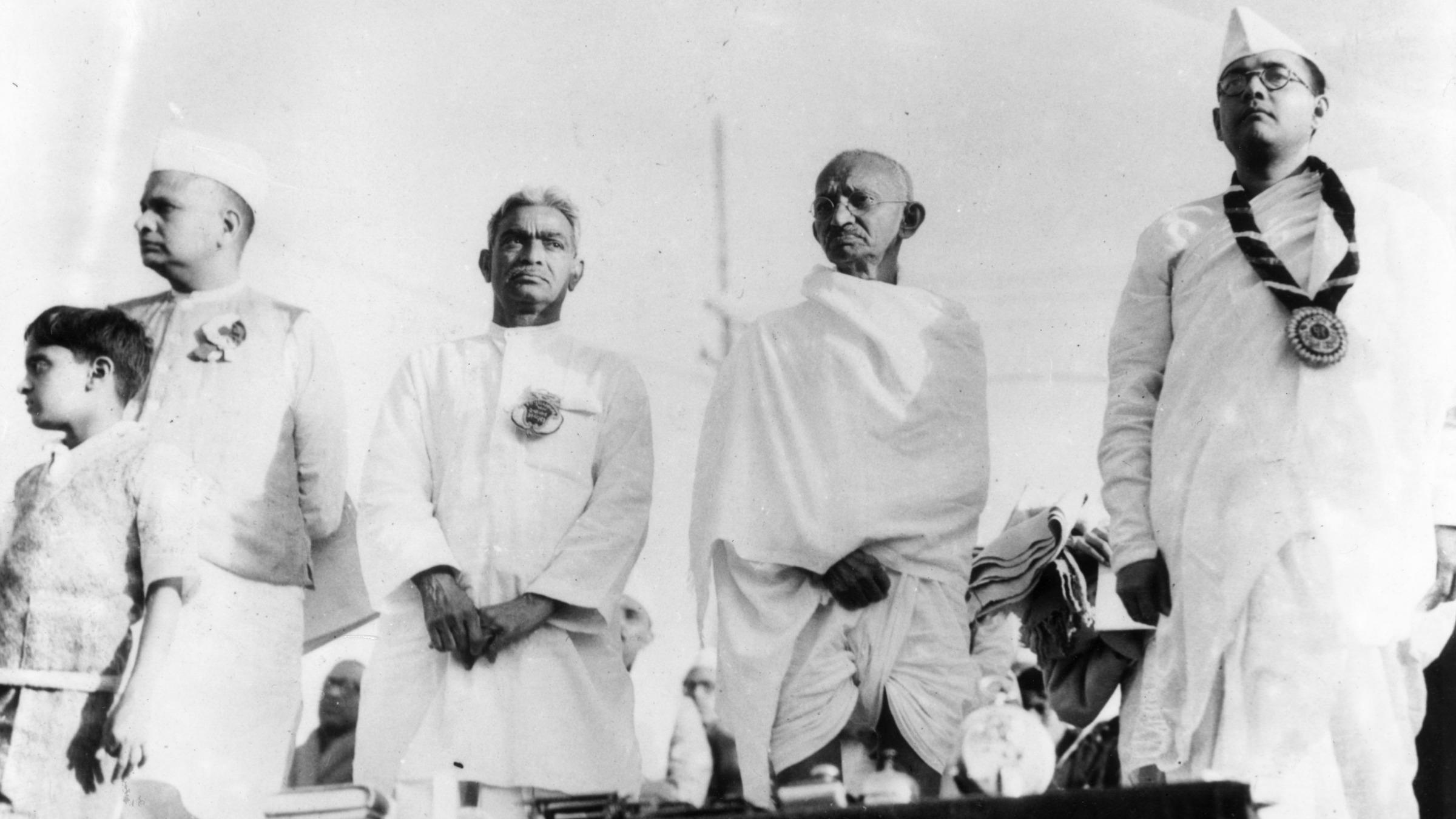 Gandhi and Seth Jamnalal Bajaj