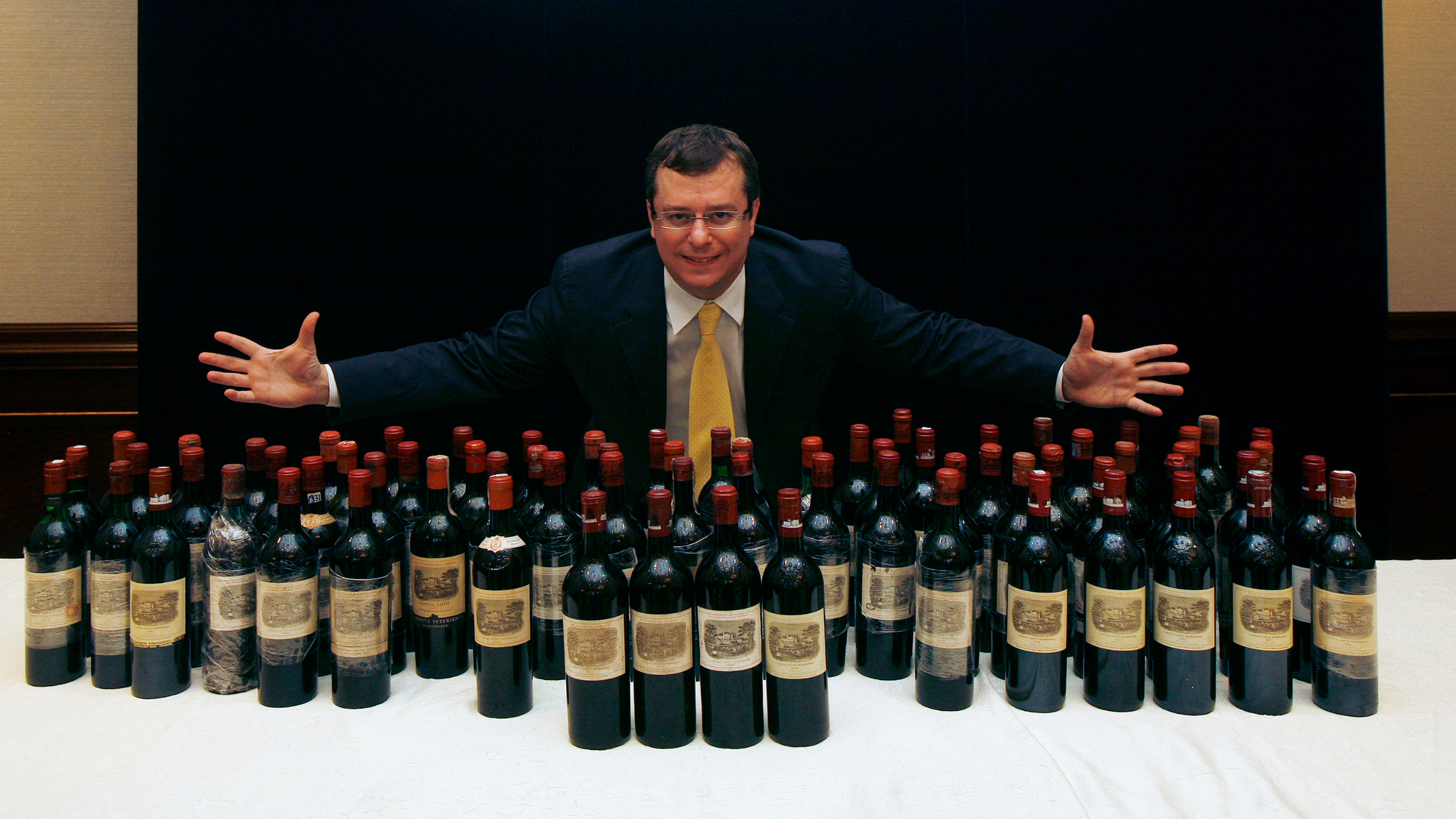 Global wine shortage