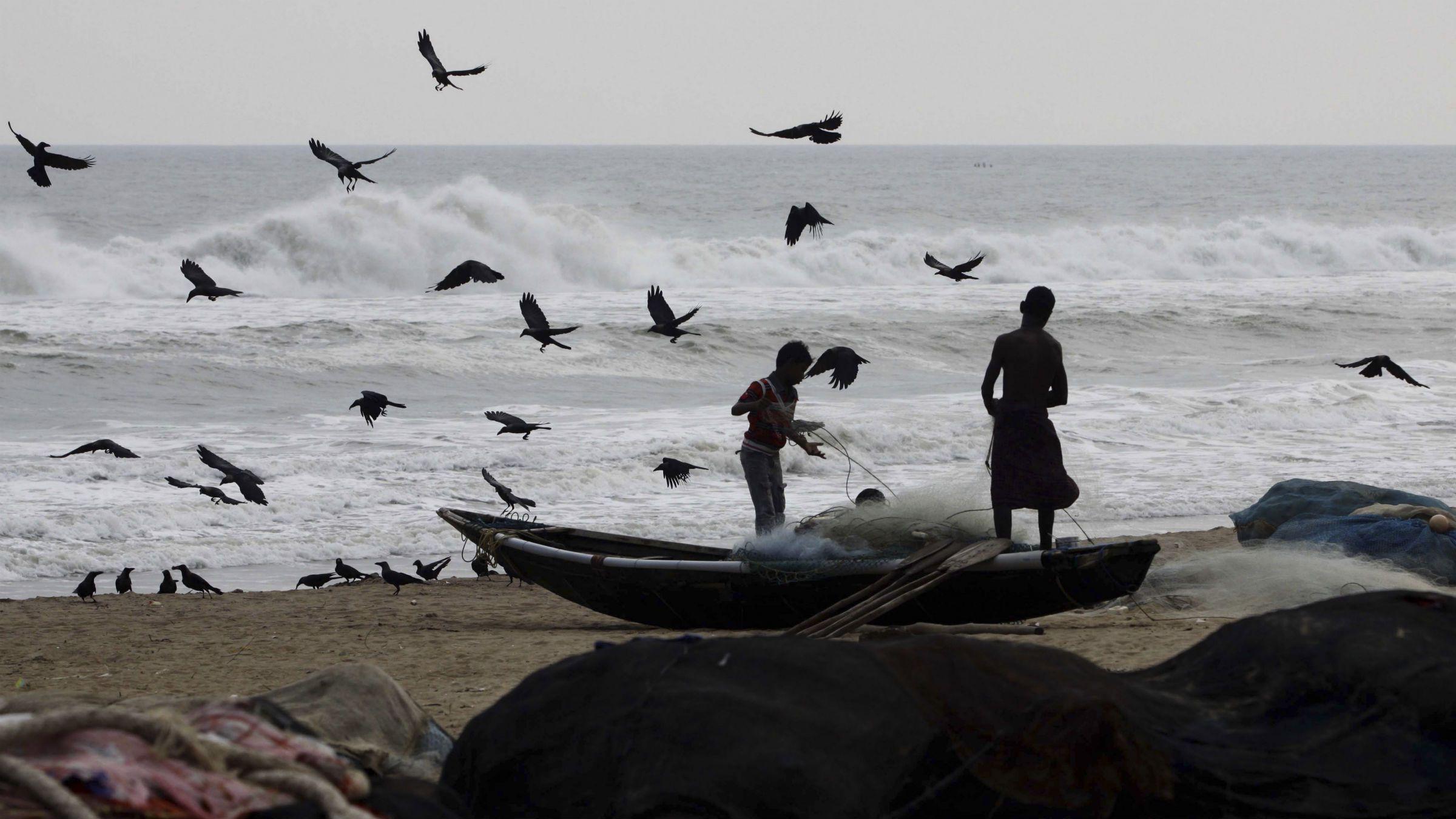 India coast