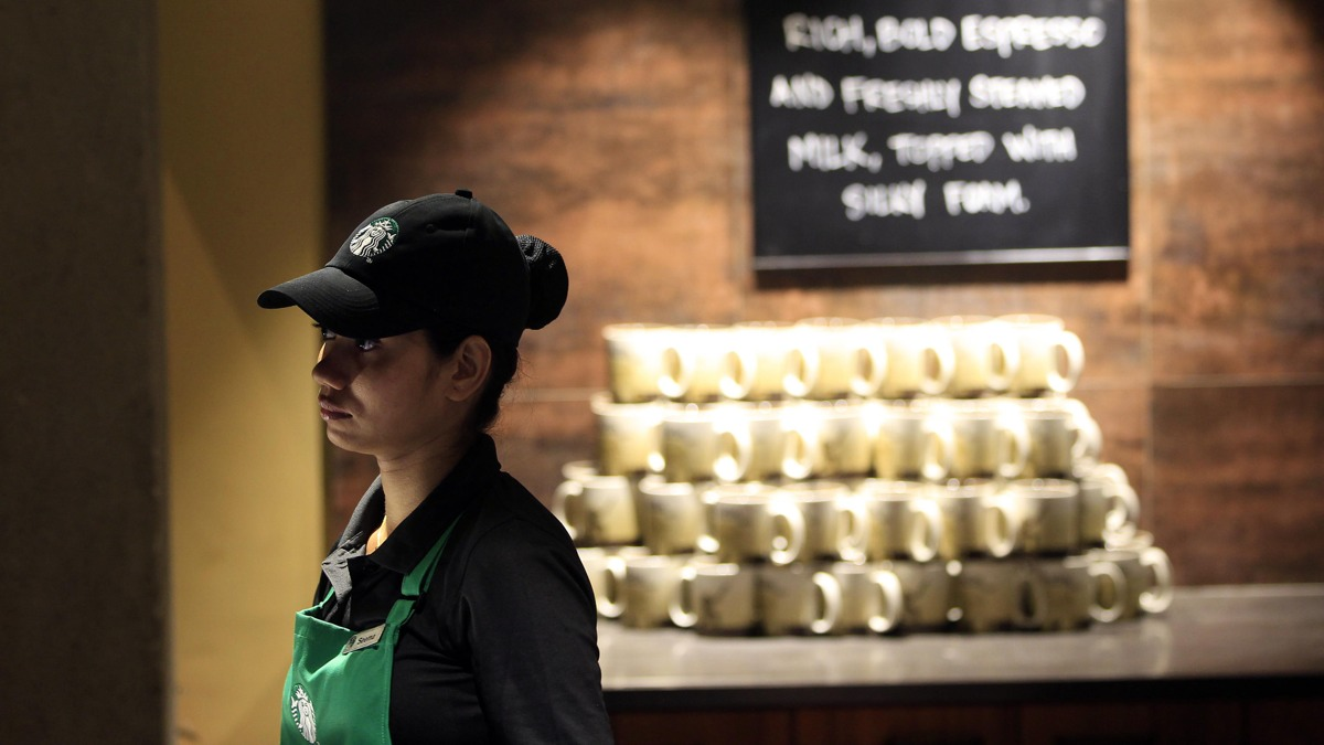 An army of robot baristas could mean the end of Starbucks as we know