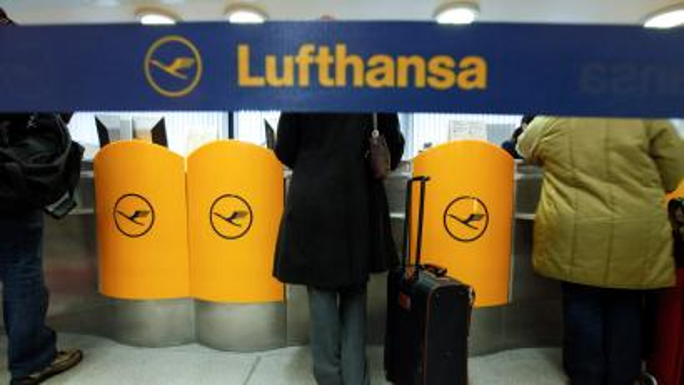 Lufthansa Germany immigration