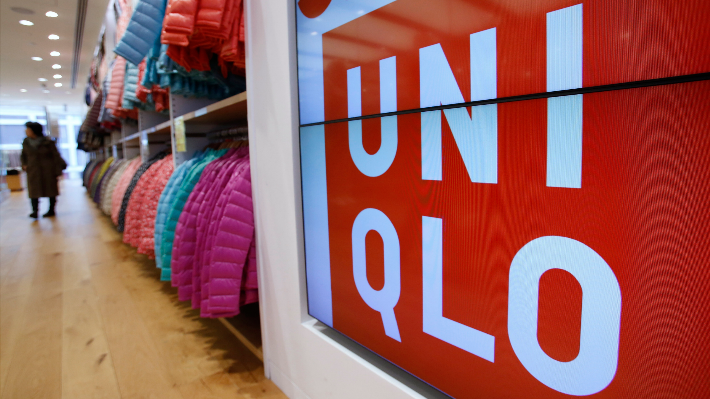 Reuters-Uniqlo