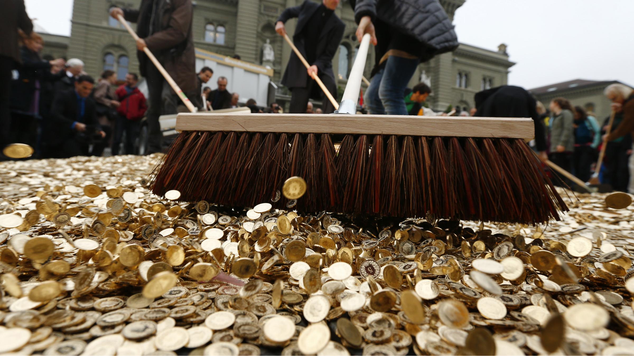 sweep money francs forex fx manipulation