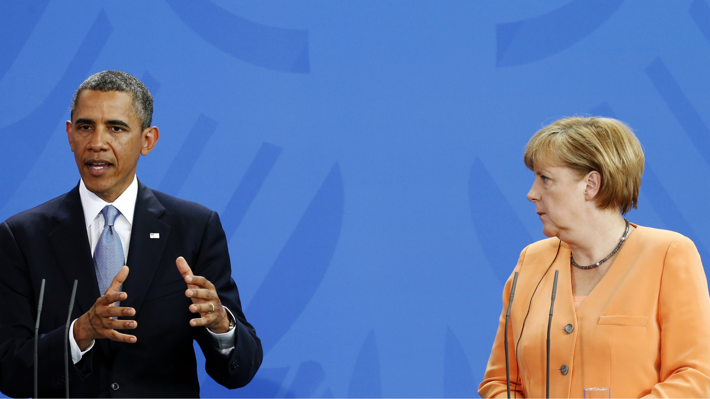 Germany is not impressed by fiscal advice from the US.