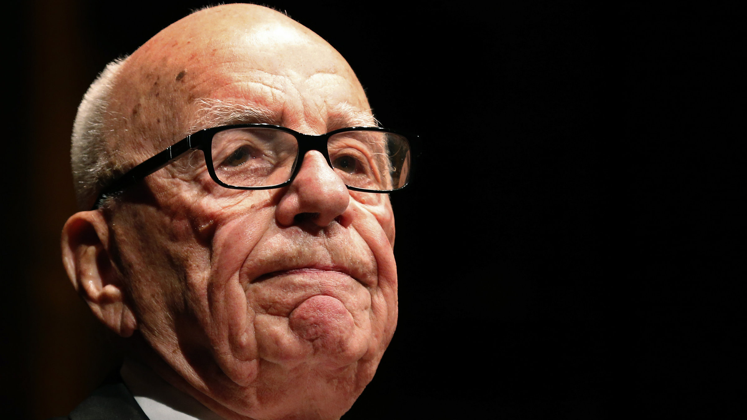 Rupert Murdoch is in this for the long haul.