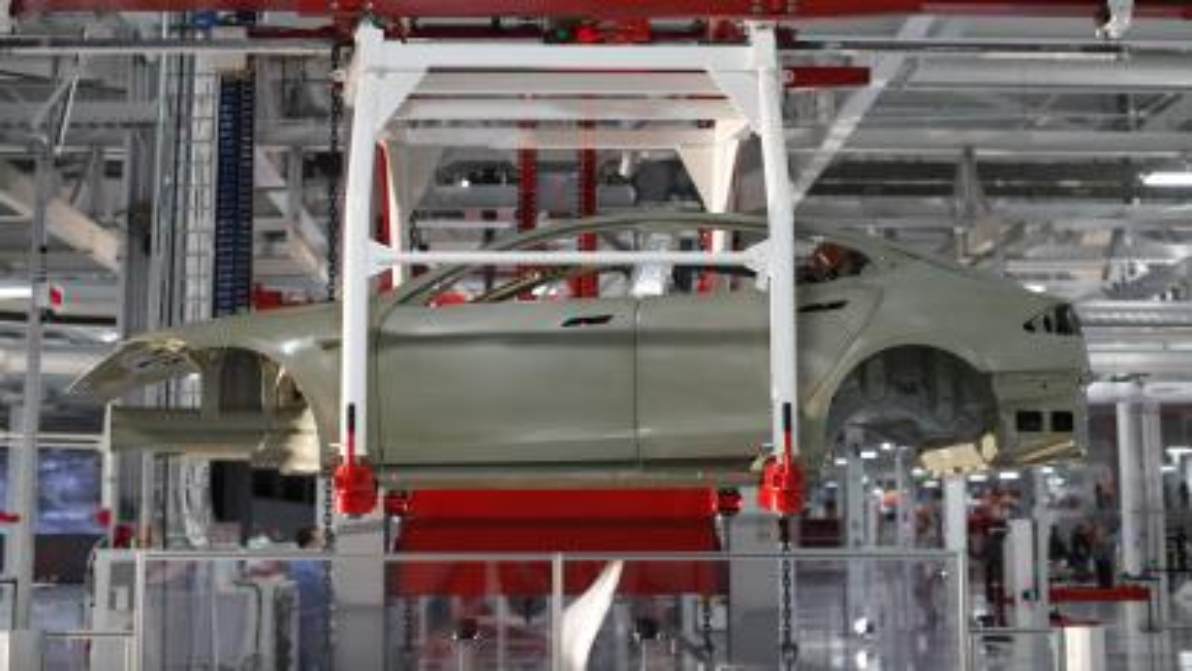 Tesla Model S Norway