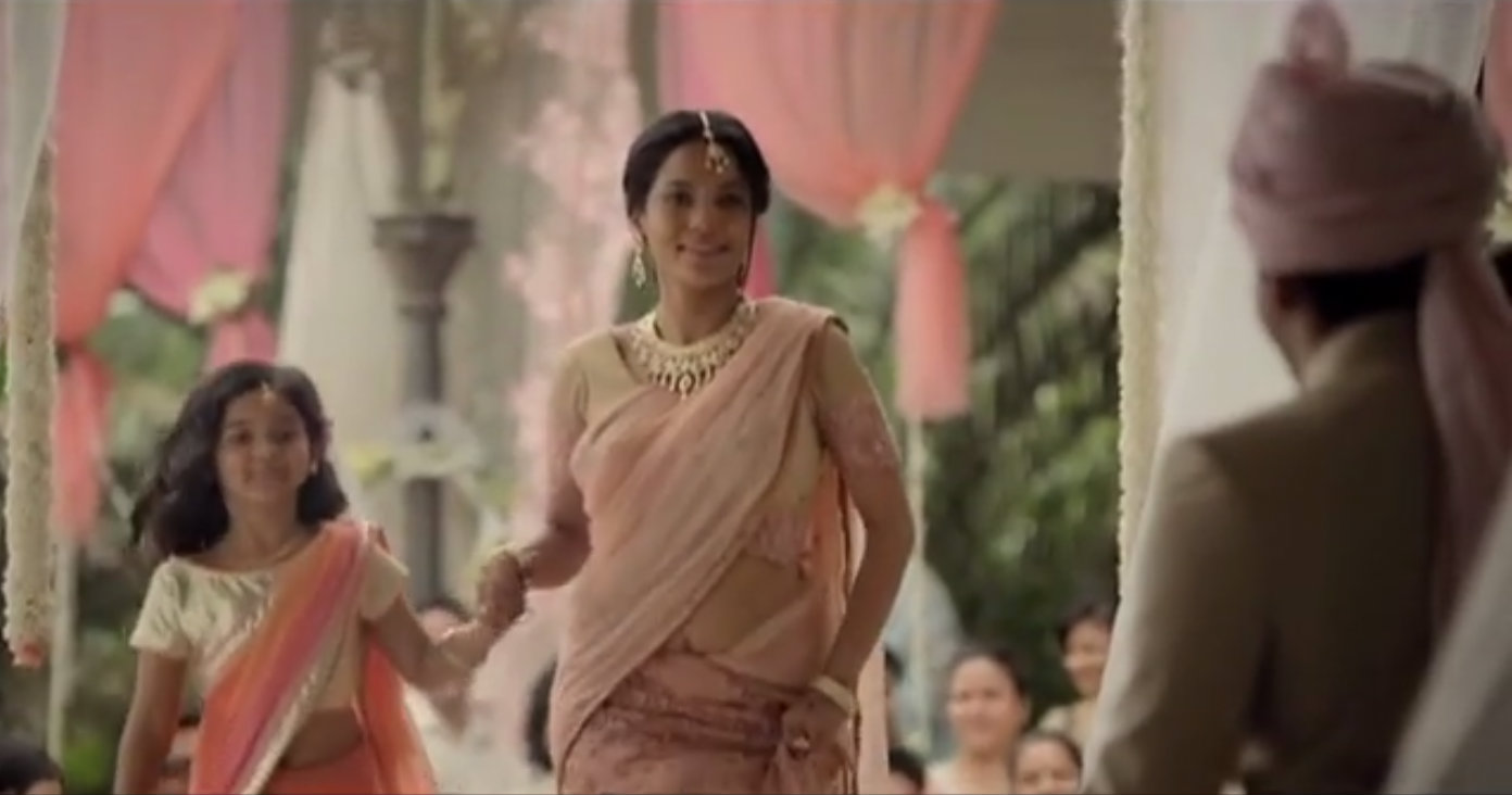 This tearjerker wedding ad is a huge deal in India—it's the