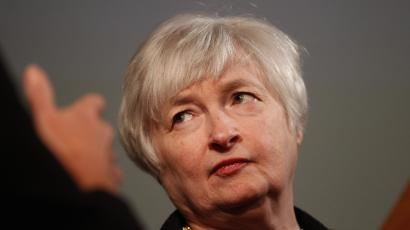 janet yellen federal reserve