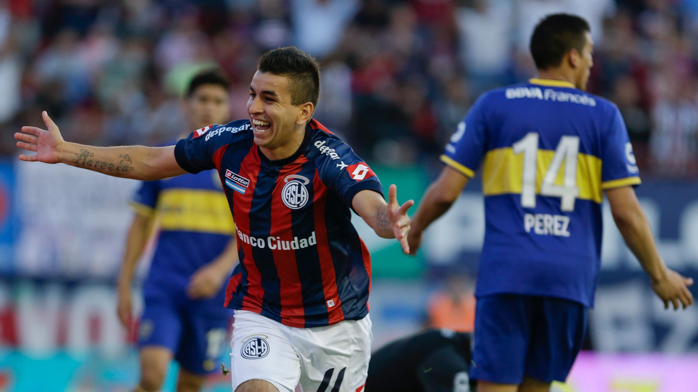 Angel Correa Argentina Soccer