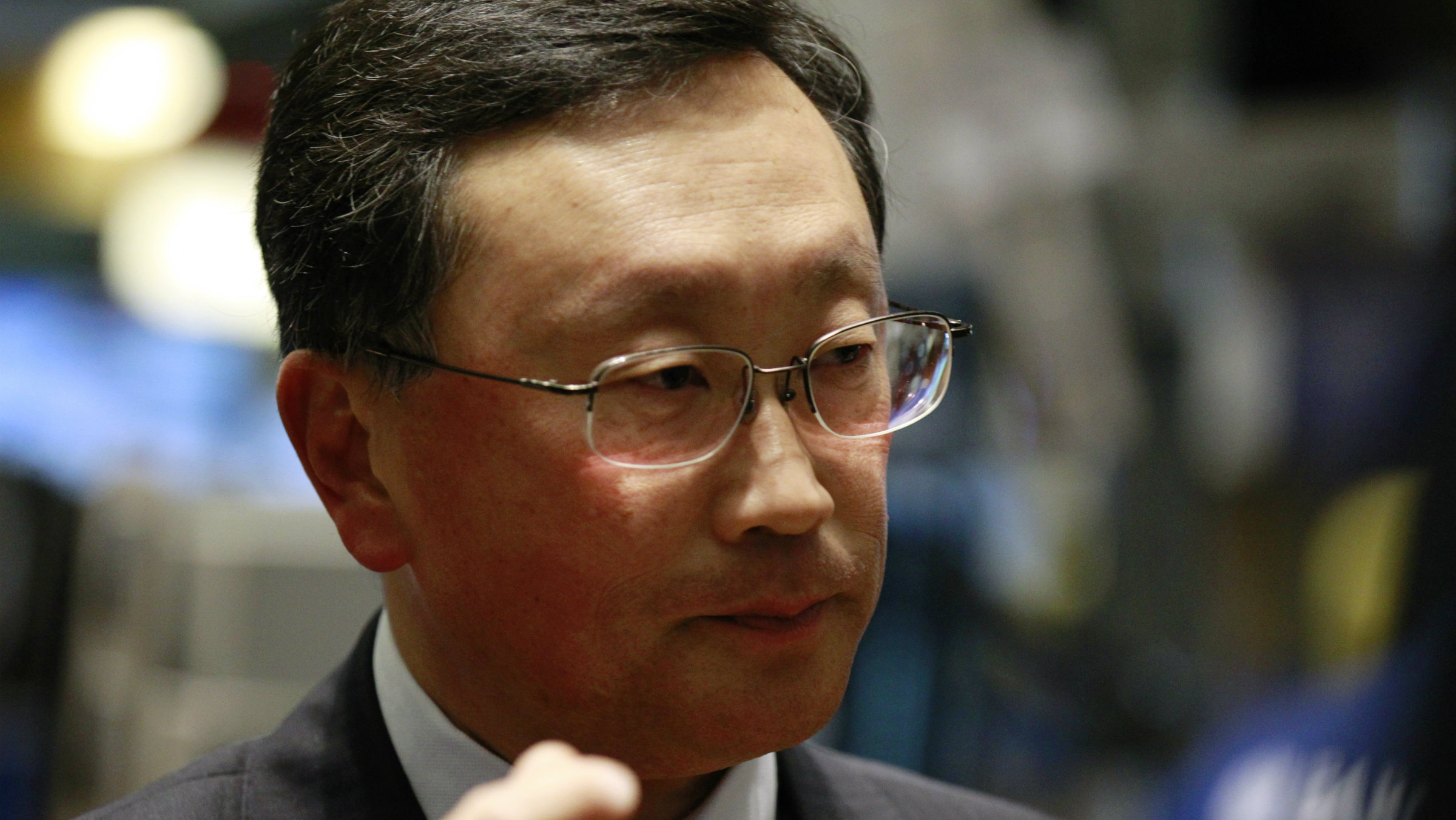 Time is tight for John Chen and BlackBerry.