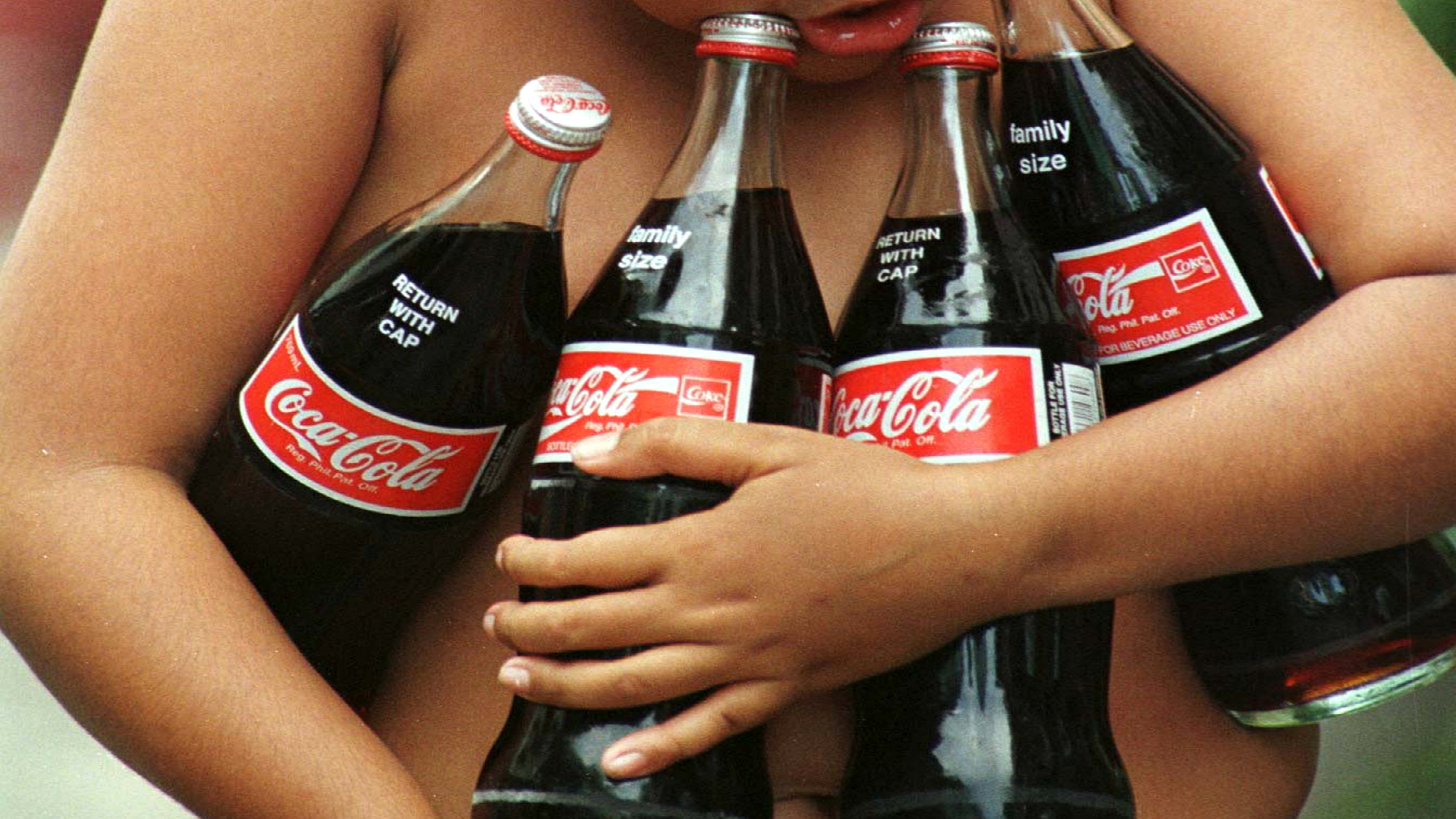 Coca Cola Glass Bottles