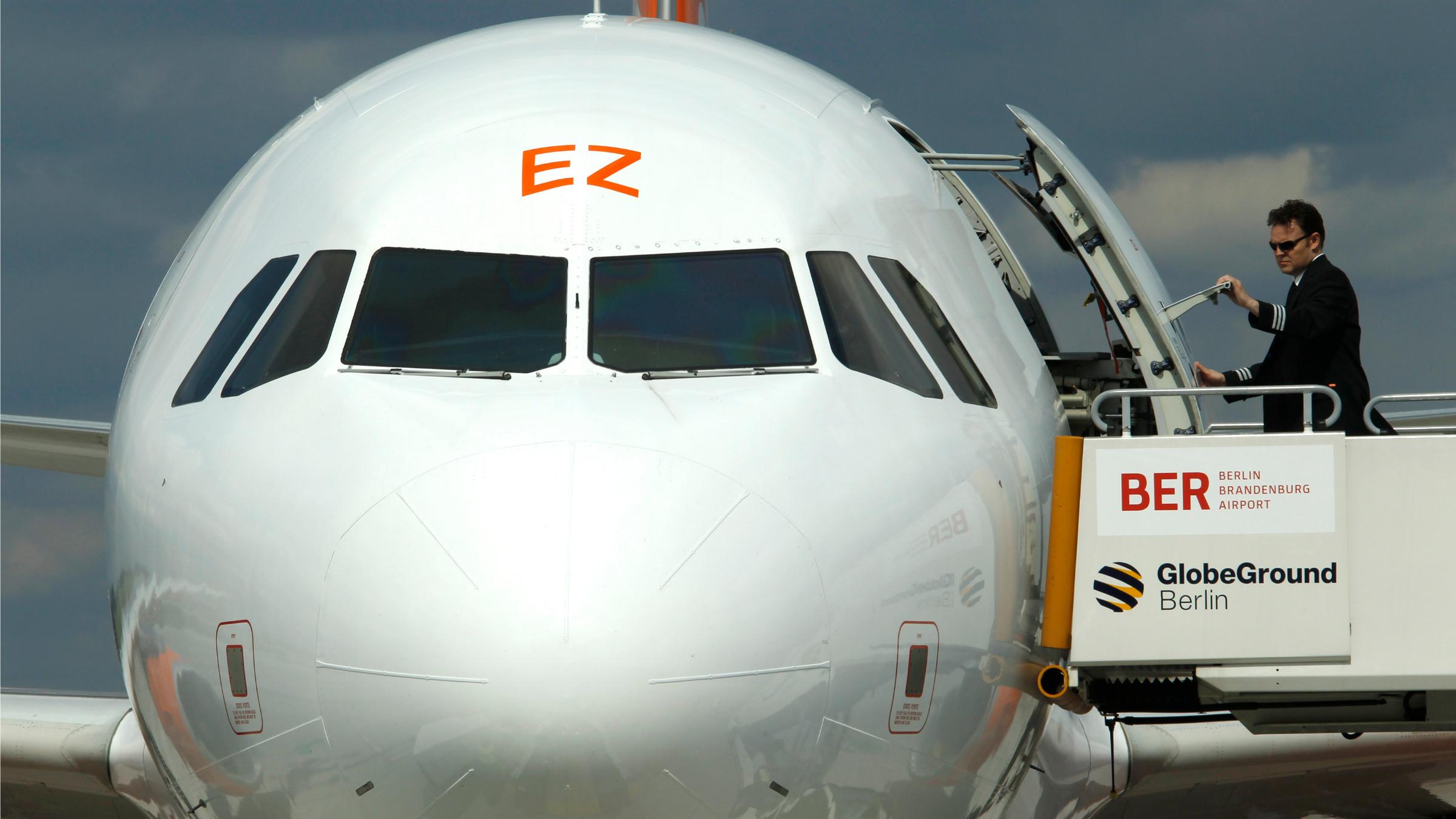 EasyJet budget airline
