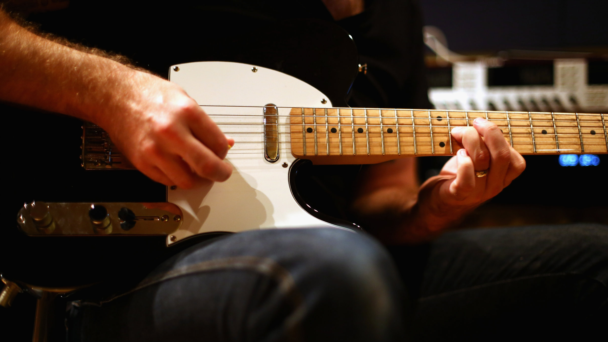 A music break allows your brain to shift gears.
