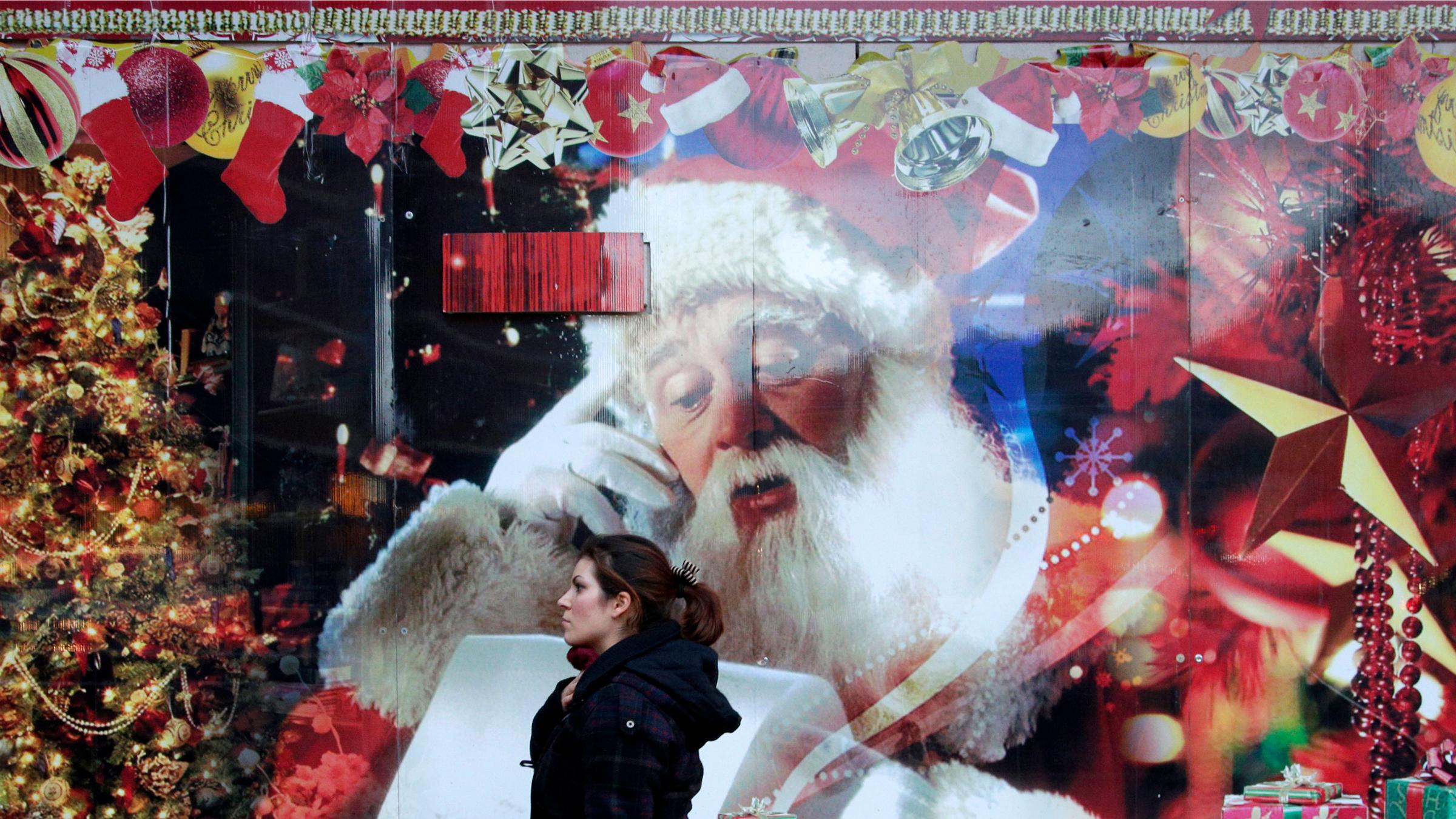 Santa Claus Spain