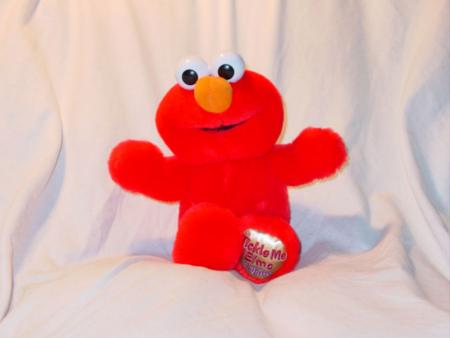 Tickle Me Elmo Surprise