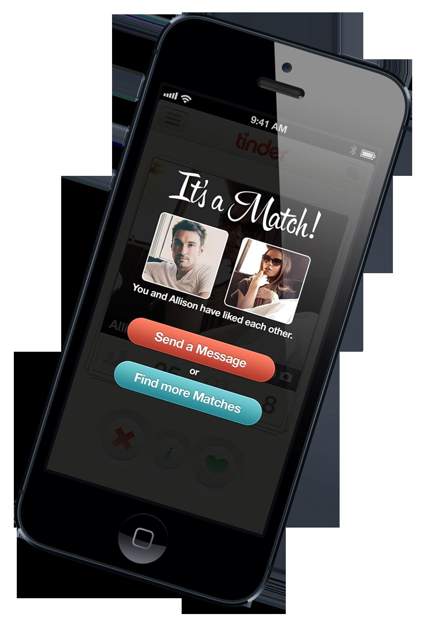 Tinder app information
