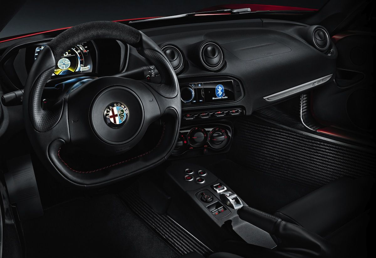 Fiat S New Turbo Powered Alfa Romeo 4c Sports Car Is Leaving Chevy