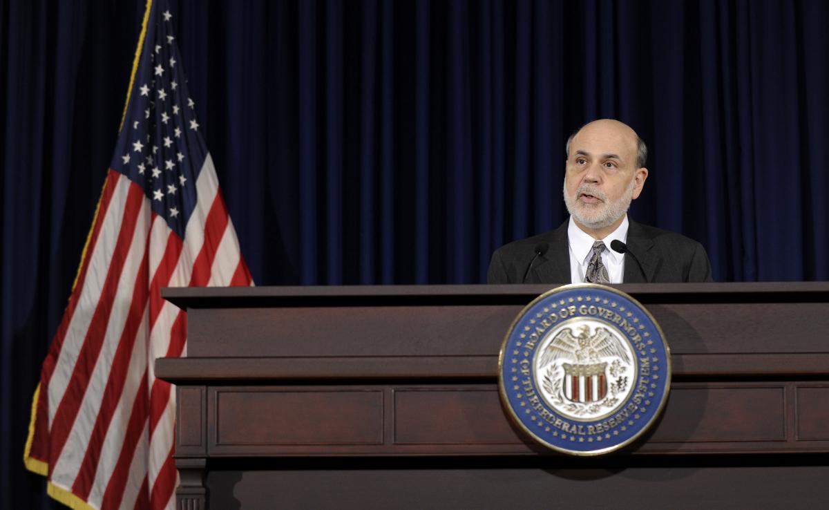 Bernanketaper